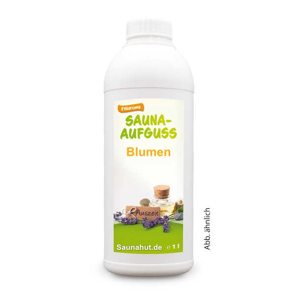 BLUMIGE Saunadüfte 1 Liter 20 verschiedene Düfte