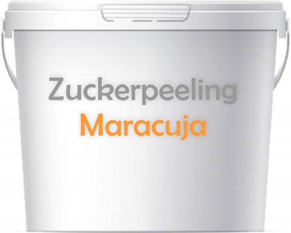 Premium Sauna Peeling Zucker Maracuja