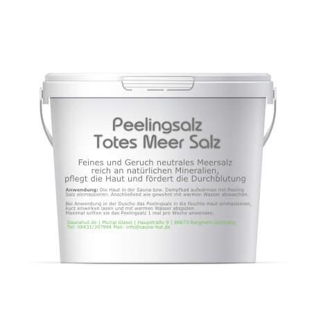 Feines Totes Meer Peeling Salz