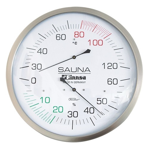 Sauna-Hygro Thermometer Kombigerät - Trend XXL