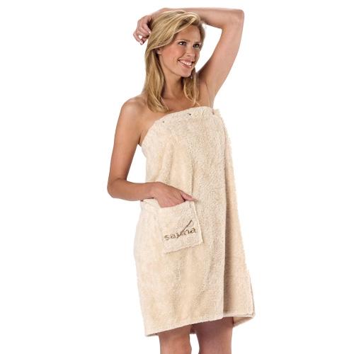 Sauna Kilt für die Frau