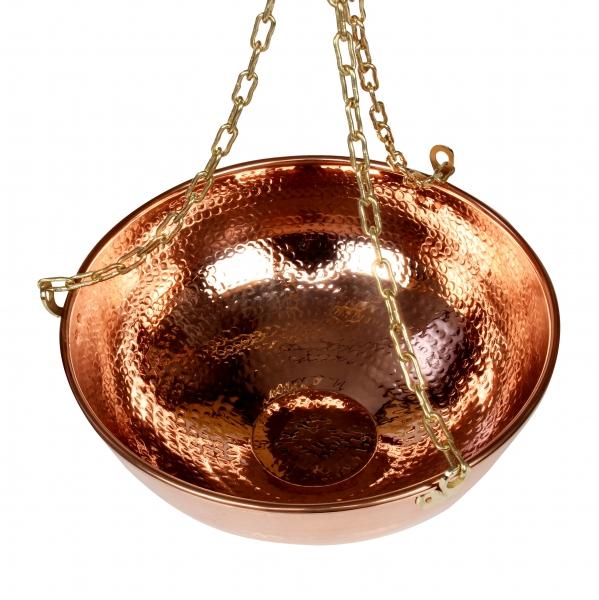 Kupfer Schale 10 Liter