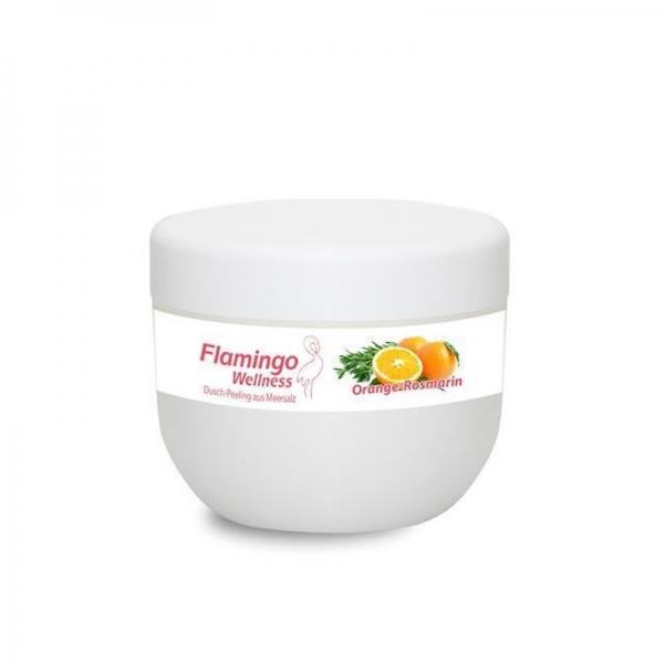 Saunasalz Peelingssalz Orange-Rosmarin 1-10 Kg