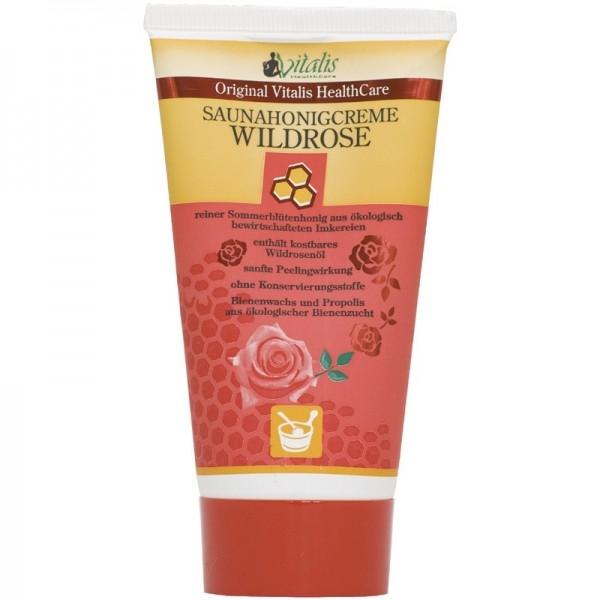 Saunahonigcreme Saunahonig Wildrose 150 Gramm-Copy
