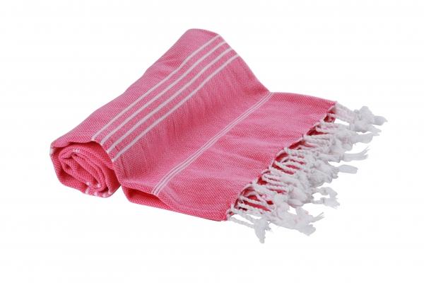 Hamamtuch Pestemal Sultan Pink