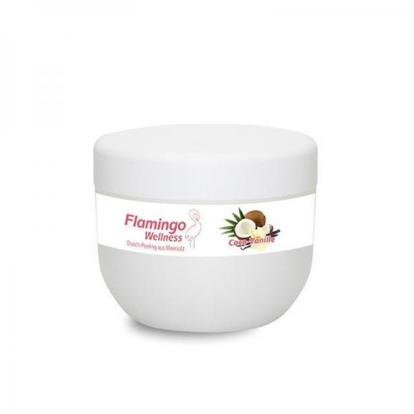 Saunasalz Peelingssalz Cooco Vanille 1-10 Kg