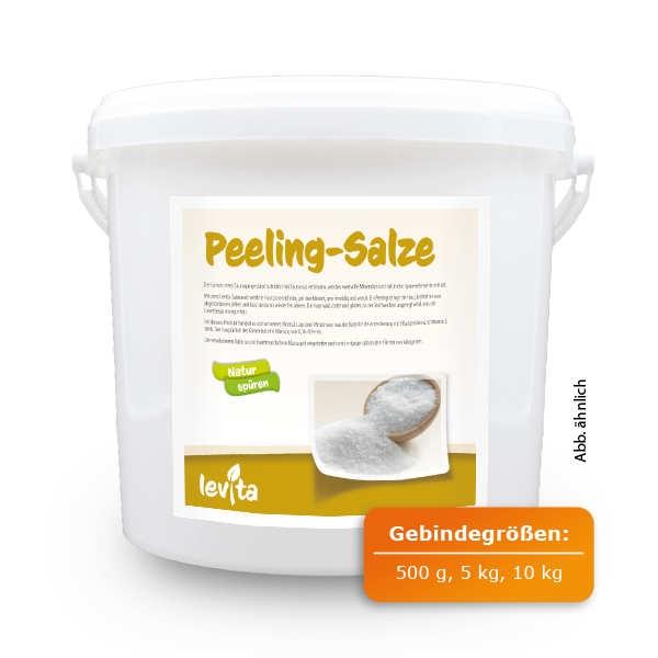 Saunasalz Salzöl Peeling ALGE