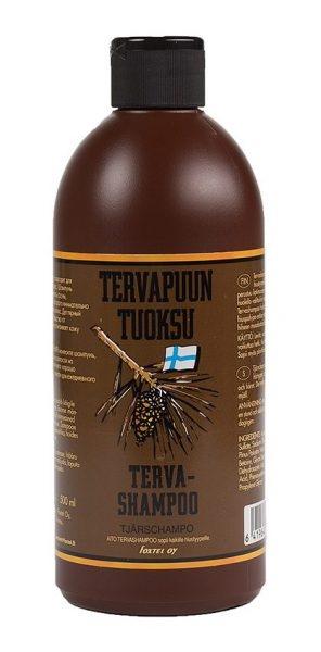 Orginal Finnisches Teer Terva Shampoo 500 ml