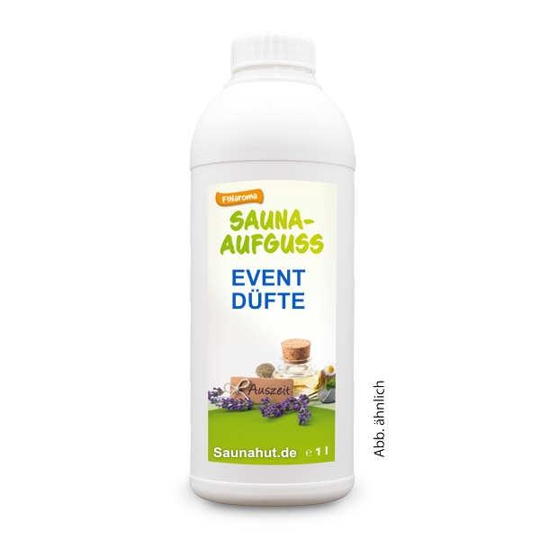 EVENT Saunadüfte 1 Liter 87 verschiedene Düfte
