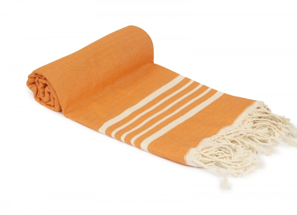 Hamamtuch Premium LIMANI Orange