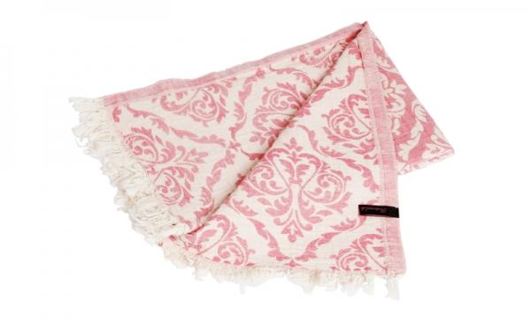 Hamamtuch Pestemal Vintage Pink