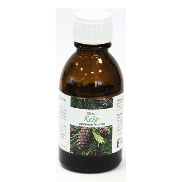 Sauna Aroma Zedern Öl 15 ml