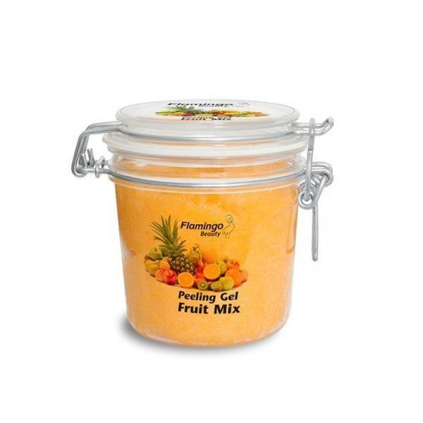 Sauna Peeling Gel Fruchtmix