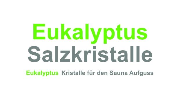 Eukalyptus Salzkristalle 500 Gramm